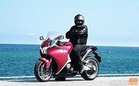 Honda VFR 1200F, la prueba: una auténtica VFR