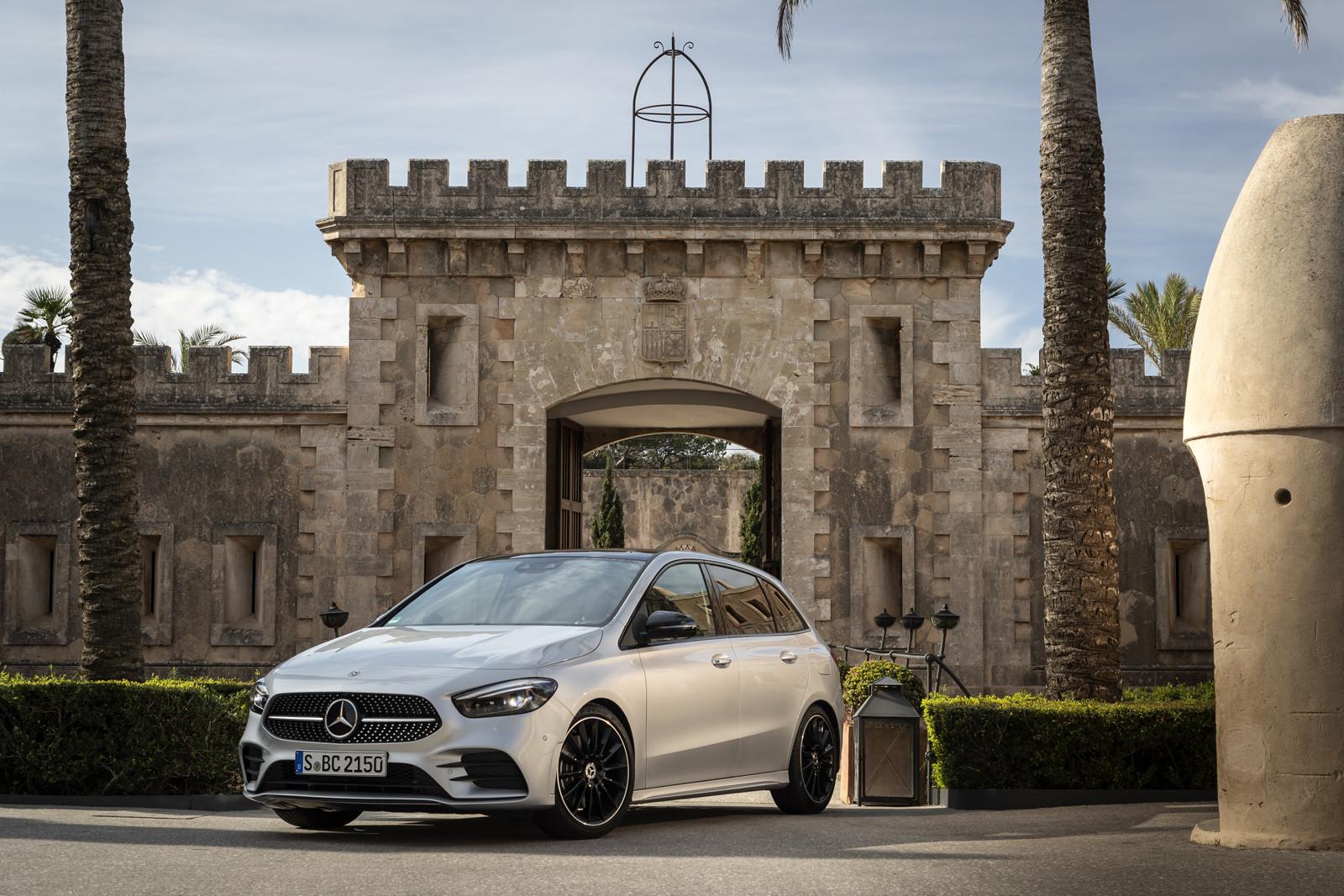 Foto de Mercedes-Benz Clase B 2019 (46/157)