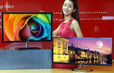 LG presenta dos nuevos monitores con pantalla IPS Quad HD: el EA93 y el EA83