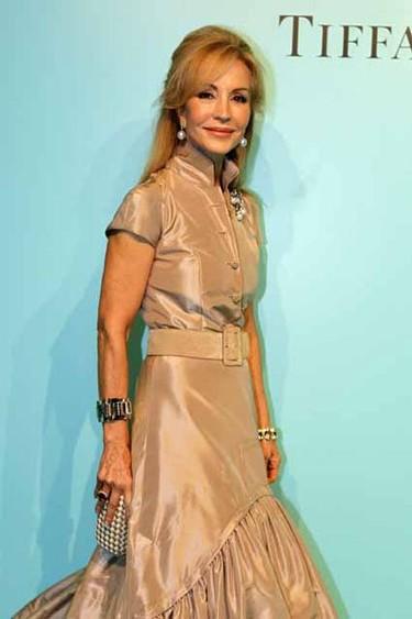Las invitadas a la inauguración de la tienda Tiffany & Co en Barcelona