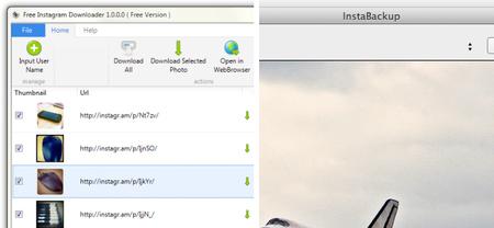 Instragram Backup Apps