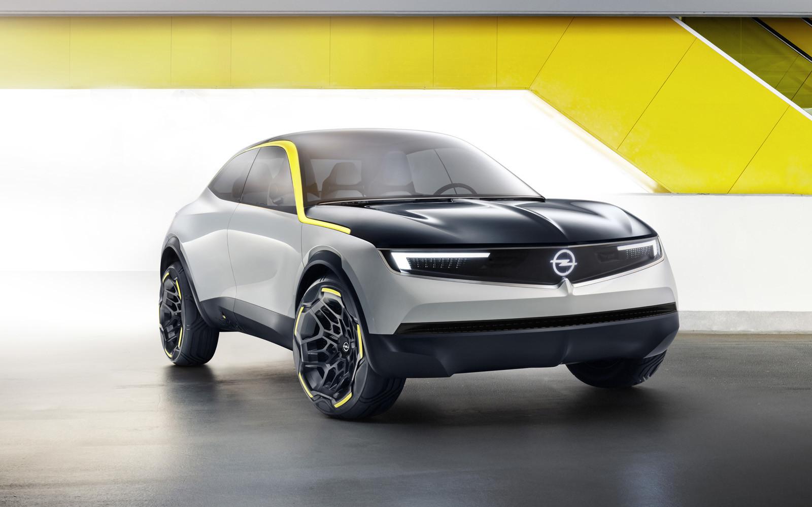 Foto de Opel GT X Experimental (1/22)