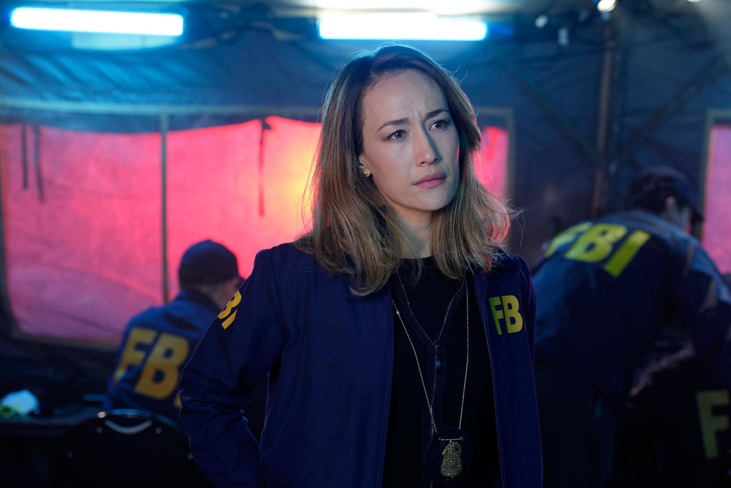 Designated Survivor Maggie Q