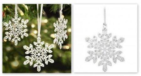 Decoración navideña: todo el brillo de Swarovski