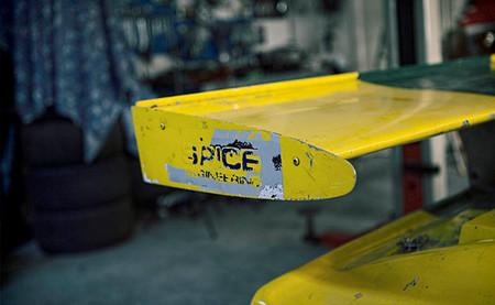 Los coches de competición más bellos de la historia: Spice