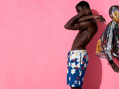 Este verano, Pharrell te trae el rollo happy al armario, de la mano de Adidas Originals