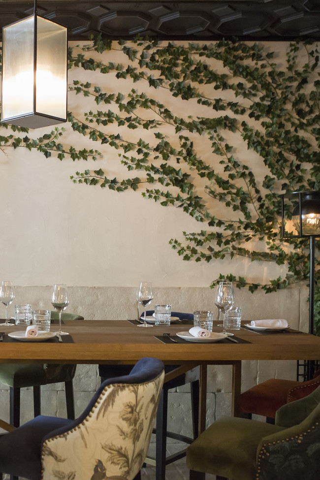 Restaurante Lux Madrid 13