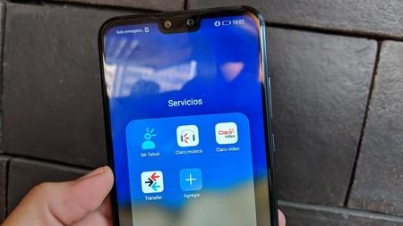 Huawei Y9 2019 Impresiones Software