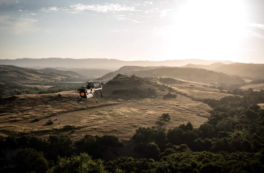 Ghost 4: el nuevo dron autónomo de Anduril es toda una suite de tecnologías de defensa con 100 minutos de autonomía