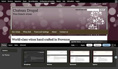 Drupal Gardens en beta privada