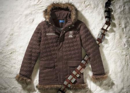Adidas Wookie Jacket