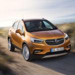 Opel Mokka X: el SUV compacto de Opel estrena diseño y nombre en Ginebra