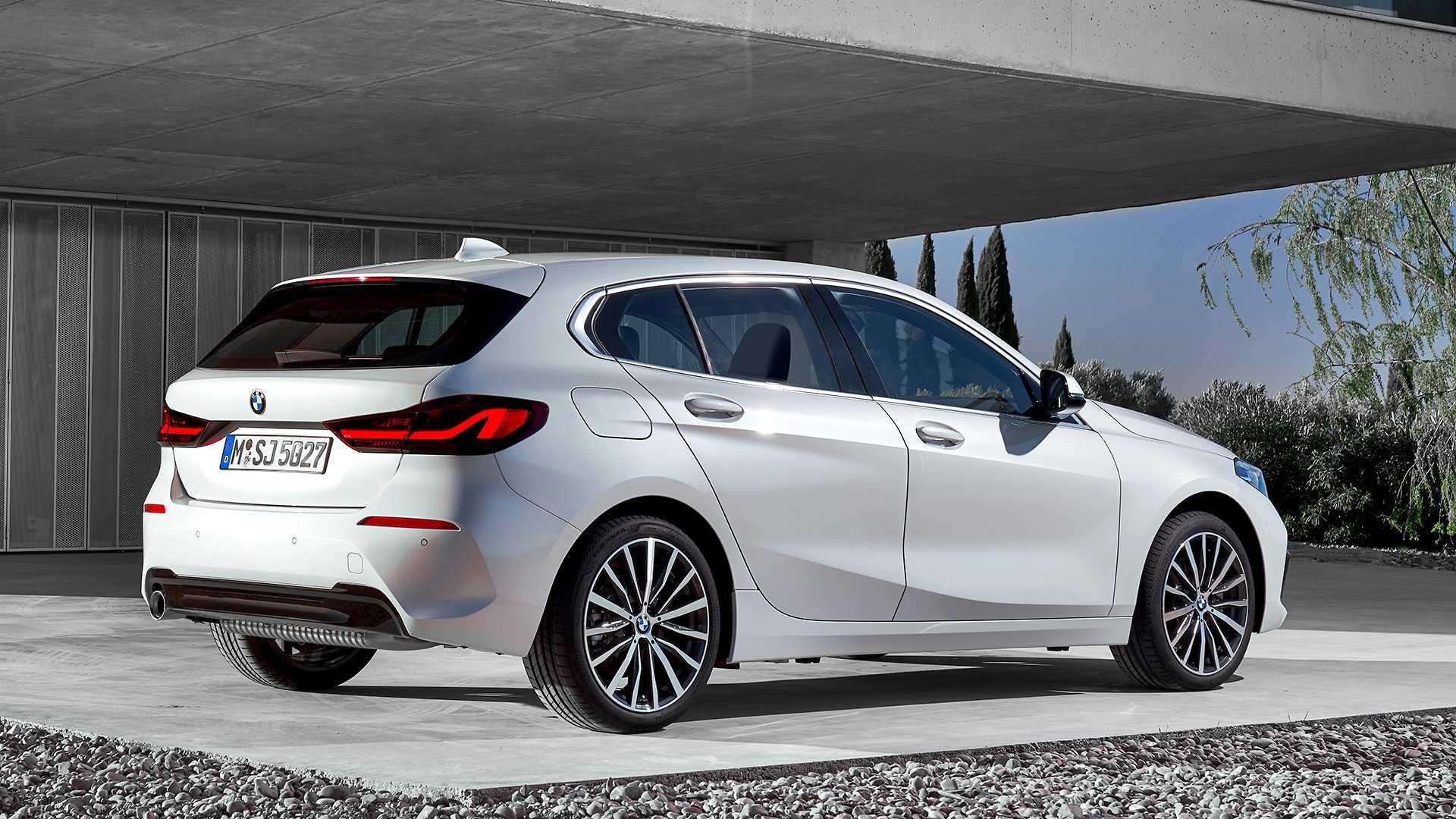 Foto de BMW Serie 1 2020 (28/66)