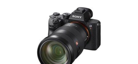 Nueva Sony a7R III, 42,2 megapíxeles, vídeo 4K y ráfagas de hasta 10 fps