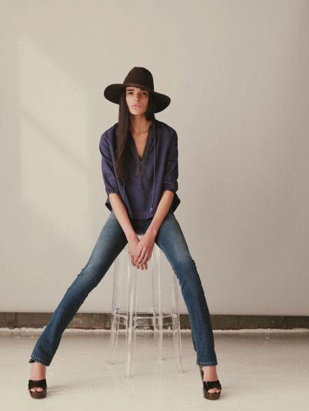 Levi's Curve ID Bootcut Skinny: vuelven los jeans acampanados