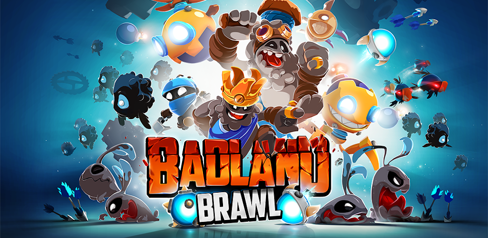 Badland Brawl comes to Android: battle other players in this game inspired in the Clash Royale, and Angry Birds