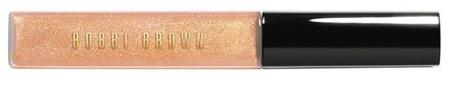 Bobbi Brown Gold Glitter Lip Gloss 1