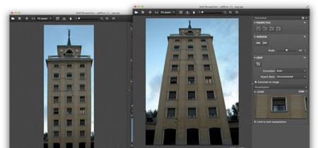 DxO Perspective, soluciona problemas de perspectiva en tus fotografías