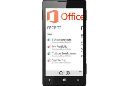Microsoft nos habla un poco sobre Office 2013 para Windows Phone 8