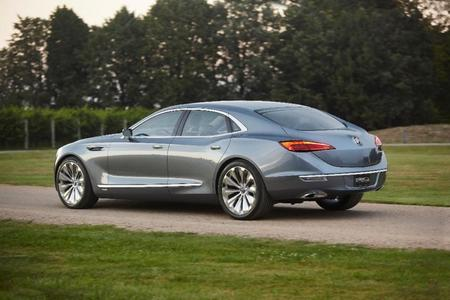 Buick Avenir Concept 2015 (6)