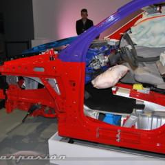 Foto 25 de 38 de la galería mercedes-benz-clase-m-2012-presentacion-estatica en Motorpasión