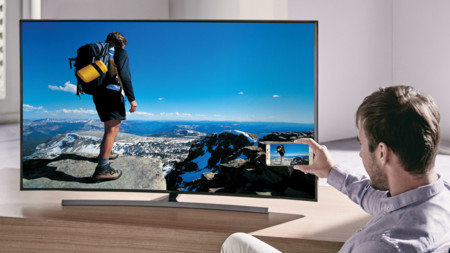 Screen Mirroring Samsung Smart TV