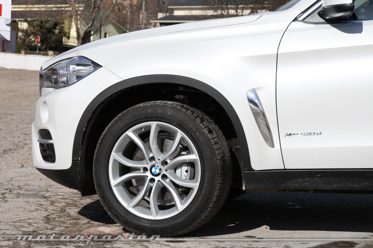 Foto de BMW X6 2014 (toma de contacto) (12/14)
