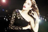 Blanco colección fiesta: Clara Alonso nos enseña la noche