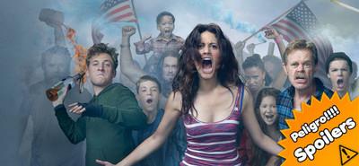 'Shameless', los niños crecen en la cuarta temporada