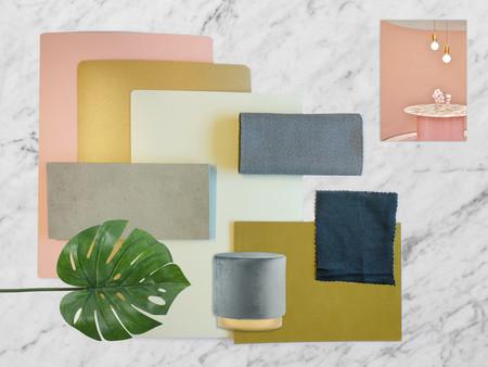 Opalo By Alapar Material Board