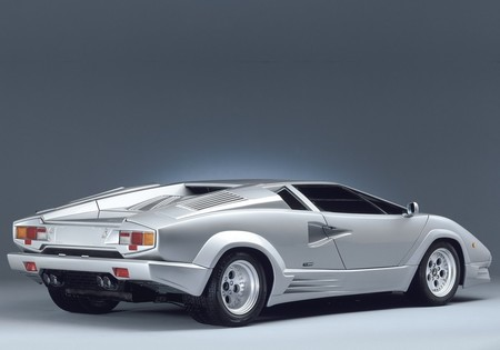 Lamborghini Countach 25th Anniversary 1989 1280 04