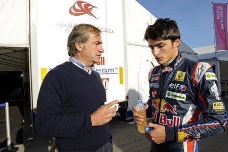 Carlos Sainz Jr. ficha por Carlin para correr la F3 Británica