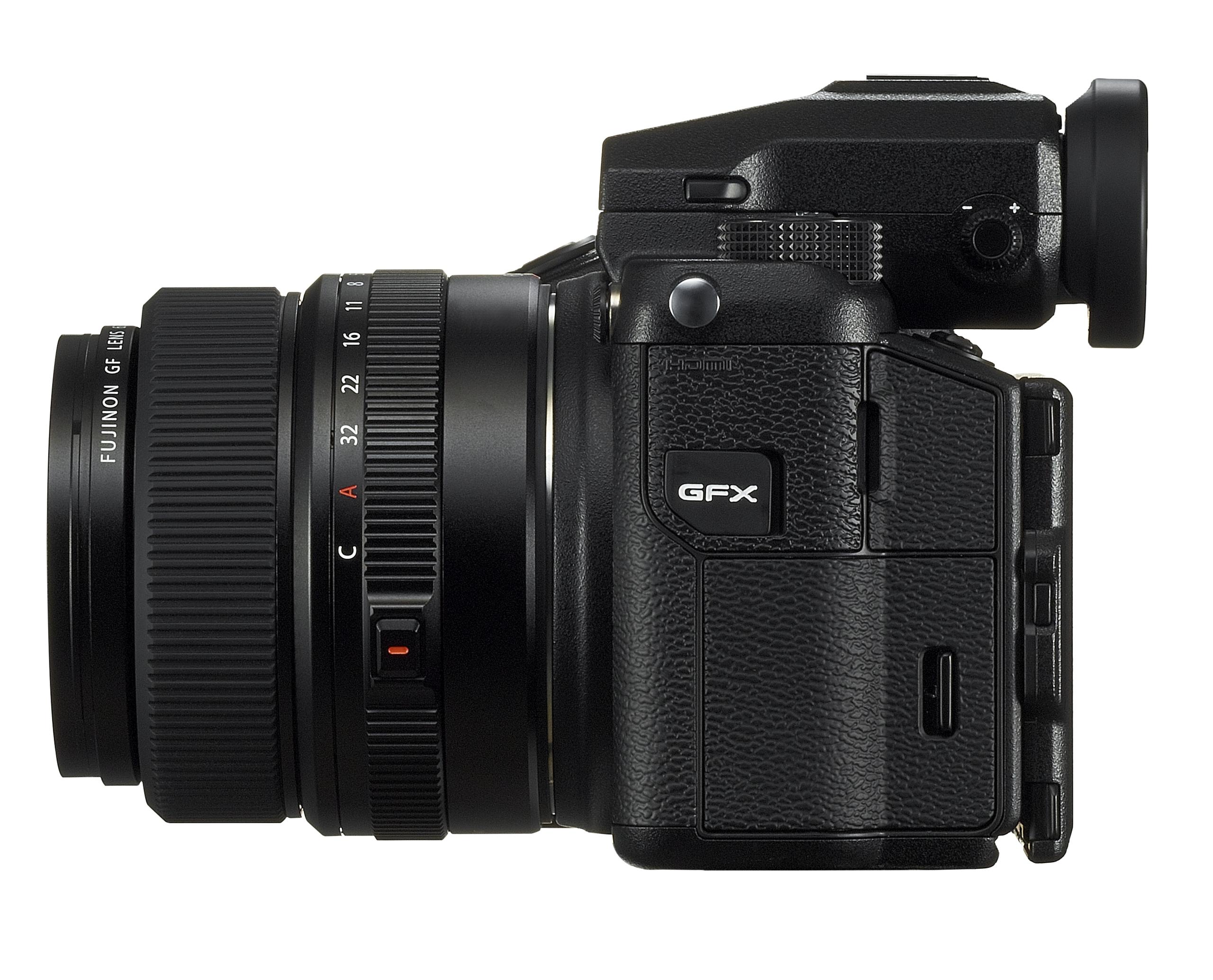 Foto de Fujifilm GFX 50S y objetivos (11/11)