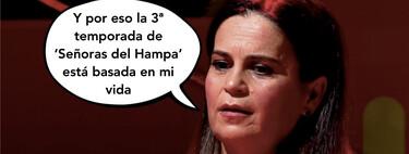 """'Cantora: la herencia envenenada 2': Pepi Valladares confiesa haber encubierto a Isabel Pantoja escondiendo """"mucho dinero"""" durante un registro policial"""