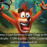 Jugamos en directo a Crash Bandicoot N.Sane Trilogy a las 17h (las 10h en Ciudad de México) [Finalizado]