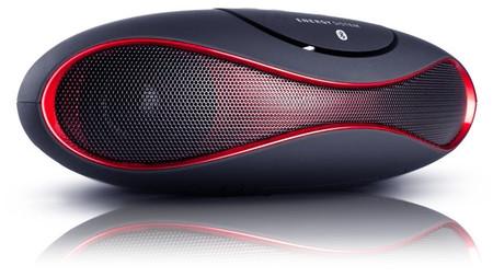 Energy Bluetooth Music Box z30, reproductor MP3 y altavoz Bluetooth en un solo dispositivo