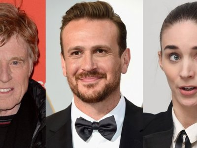 Robert Redford y Jason Segel se unen a Rooney Mara en 'The Discovery'