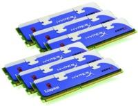 Kingston HyperX DDR3 ahora en kits de hasta 24 GB
