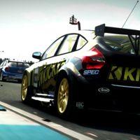 Primer tráiler oficial de GRID Autosport