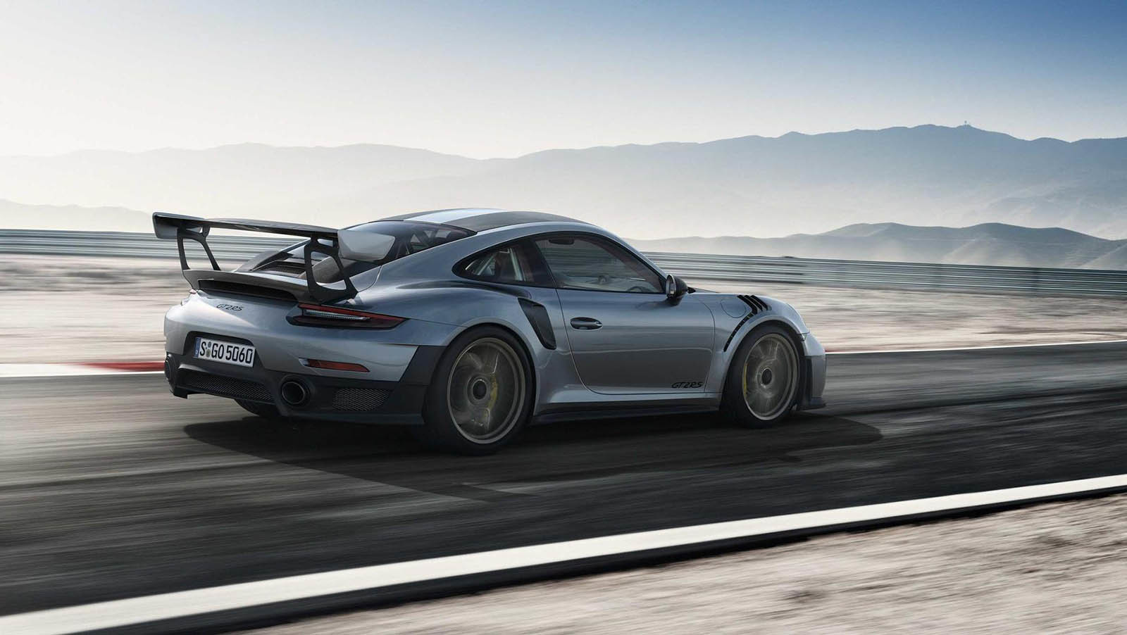Foto de Porsche 911 GT2 RS filtraciones (6/8)