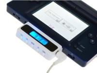 Adaptador de radio FM para la Nintendo DS