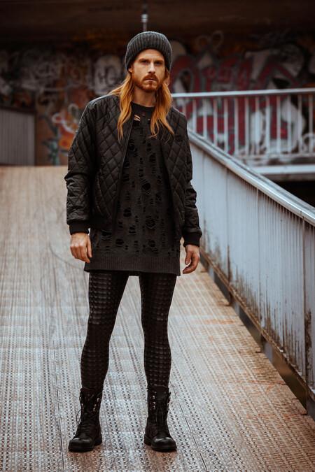 Beanie Bufanda El Combo Que Triunfa En El Mejor Street Style De La Semana Este Invierno 16