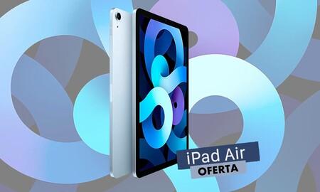 Estrena iPad Air de 64 GB WiFi+LTE por 141 euros menos: Amazon iguala oferta de MediaMarkt y te lo deja por menos de 650 euros