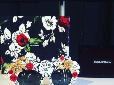 Conviértete en el centro de todas las miradas con las nuevas gafas de Dolce&Gabbana