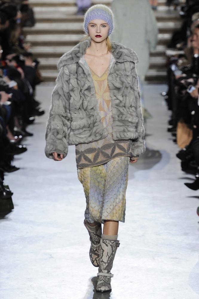 Foto de Missoni en la Semana de la Moda de Milán Otoño-Invierno 2011/2012: color boho chic (20/33)