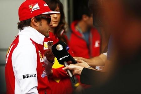 "Fernando Alonso: ""pensar en un podio creo que sería mirar demasiado alto"""