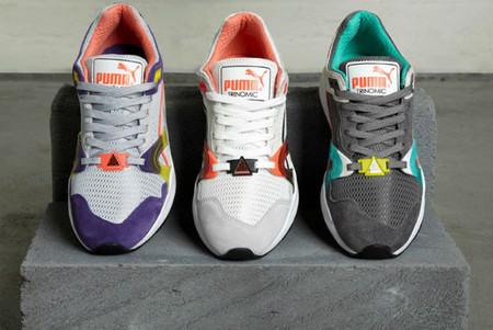 Punto para la moda deportiva: los nuevos 90 de Puma