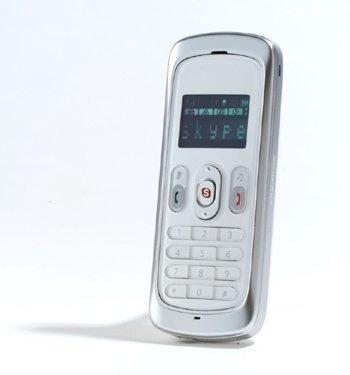 Cyberphone F2, habla por Skype como si hablaras por el móvil