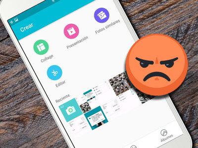 Algunos móviles Alcatel reciben una sospechosa app como reemplazo a su galería
