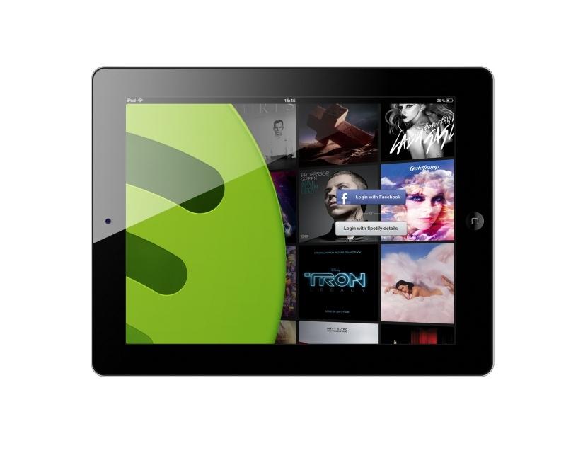 Foto de Spotify en iPad (2/11)